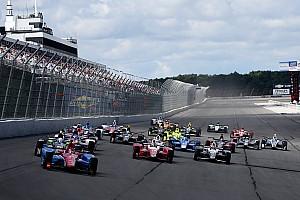 IndyCar Важливі новини IndyCar подовжує співпрацю з Dallara