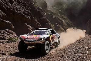 Dakar Nieuws Loeb trekt lessen uit verliezen Dakar-zege aan Peterhansel