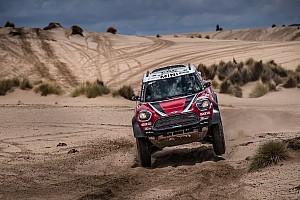Dakar Nieuws Hirvonen vindt dat hij meer had verdiend in tweede Dakar