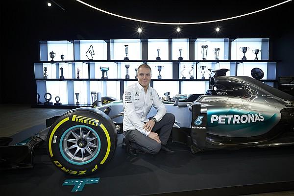 Formule 1 Actualités Bottas - Je n'ai encore