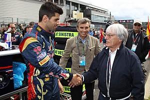 Dura advertencia de Alguersuari al promotor de la GP2