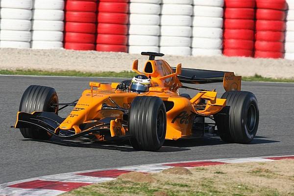 Formel 1 News Der neue F1-McLaren 2017: Zurück zu Orange?