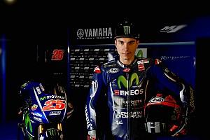 MotoGP News Maverick Vinales: Mit Rossi streiten würde nur Marquez helfen