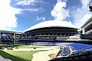 General Vídeo: Así se transformó el Marlins Park en una pista de carreras