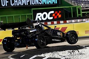 Algemeen Nieuws In beeld: De eerste actie van de Race of Champions in Miami