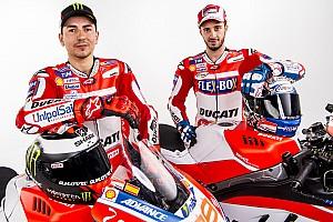 MotoGP 速報ニュース 【MotoGP】ドヴィツィオーゾ「ロレンソとの対決が楽しみだ!」
