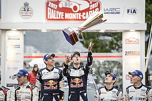 WRC 速報ニュース 【WRC】オジェ「優勝できて驚き。Mスポーツの一員として満足」