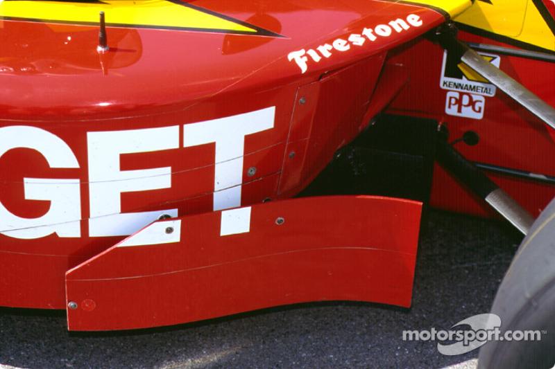 Target's F1 car?