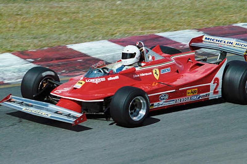 F1: #2 1980 Ferrari 312-T5