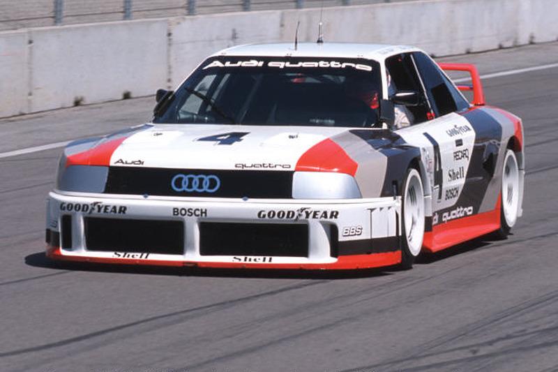 1989 Audi 90 Quatro IMSA-GTO