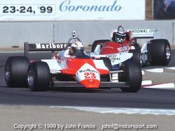 1982 Alfa-Romeo & 1976 March