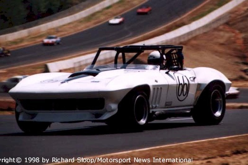 Corvette @ Road Atlanta 1998