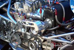 Laryy McBride's record breaking motor