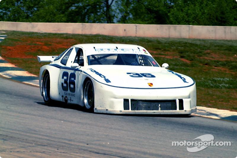 Patricia Melvin-Somerville's Porsche