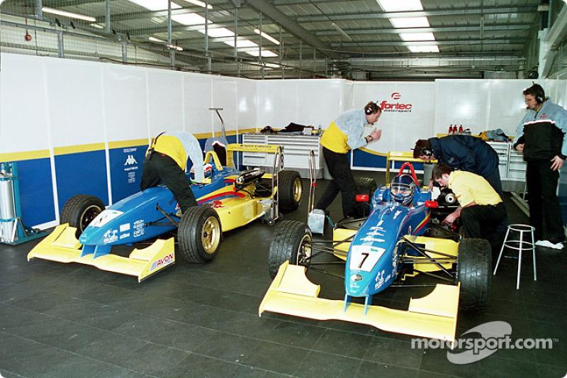 Fortec Motorsport Team
