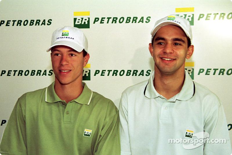 Ricardo Sperafico and Antonio Pizzonia, Petrobras
