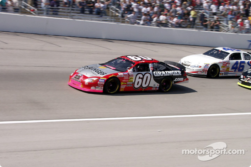 Greg Biffle at 180 mph