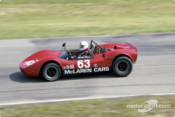Charlie Barns, #63 McLaren M1B
