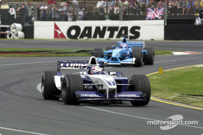 Montoya and Button