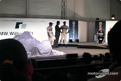 The show is about to start: Juan Pablo Montoya and Ralf Schumacher