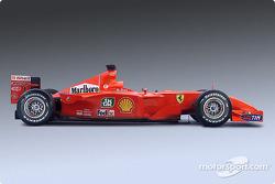 The Ferrari F2001