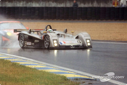 Massimiliano Angelelli in the Cadillac Northstar LMP