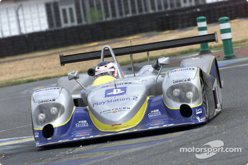 Yannick Dalmas, Viper Team ORECA Chrysler LMP