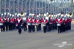 Start parade