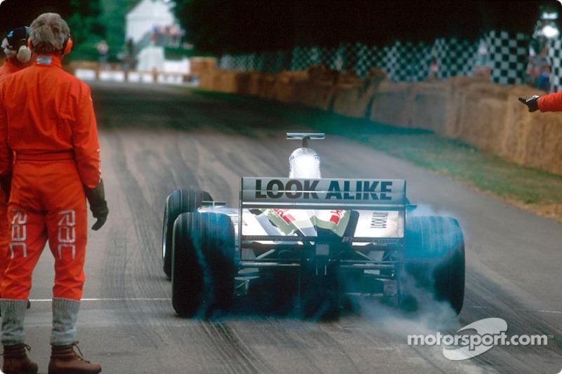 Goodwood Festival of Speed: Takuma Sato