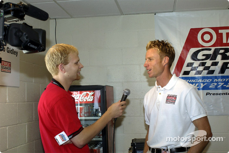 Interview for Memo Gidley