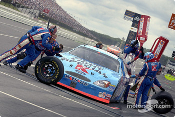 Pitstop for Todd Bodine