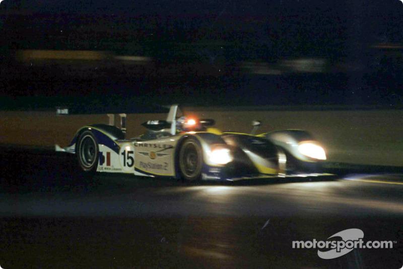 Chrysler in the night