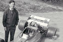 Tyrrell 001 presentation