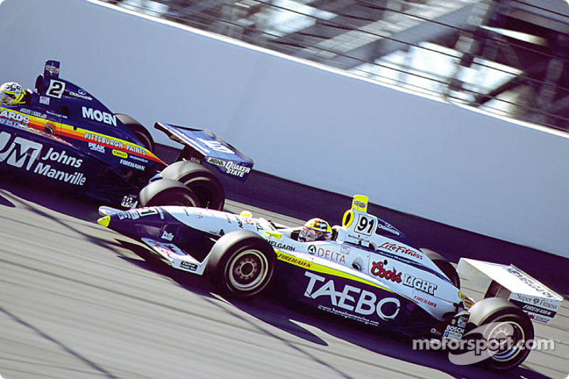 Jaques and Buddy Lazier