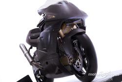 Yamaha YZR-M1 presentation