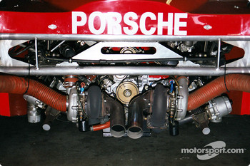 Porsche - twin turbo