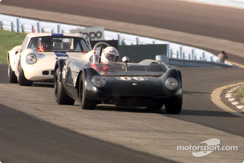 Howard Turner - Lotus 23C
