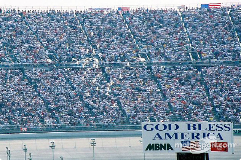 Dover Downs crowd