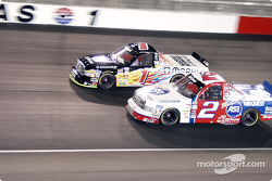 Ted Musgrave and Scott Riggs