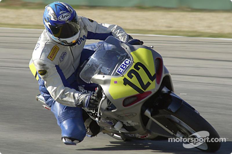 Tom Fetsko Honda 600