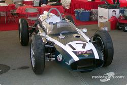 1961 Cooper-Climax of Jack Brabham