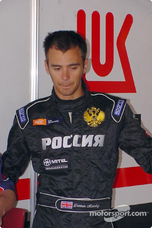 Darren Manning, Arden