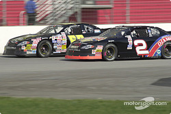 Shane Hmiel and Kerry Earnhardt
