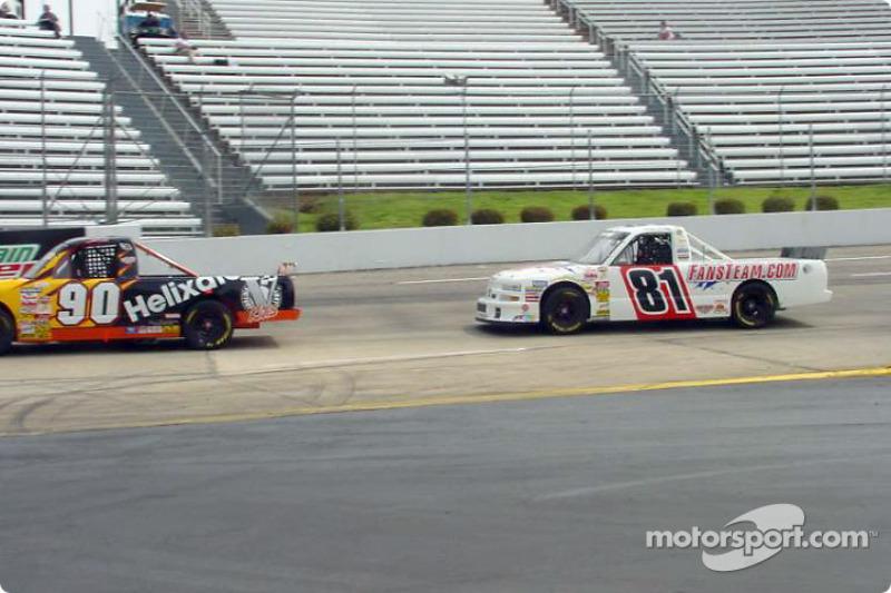 Lance Norick and Nathan Buttke