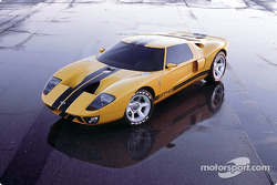 Ford GT40 Concept presentation