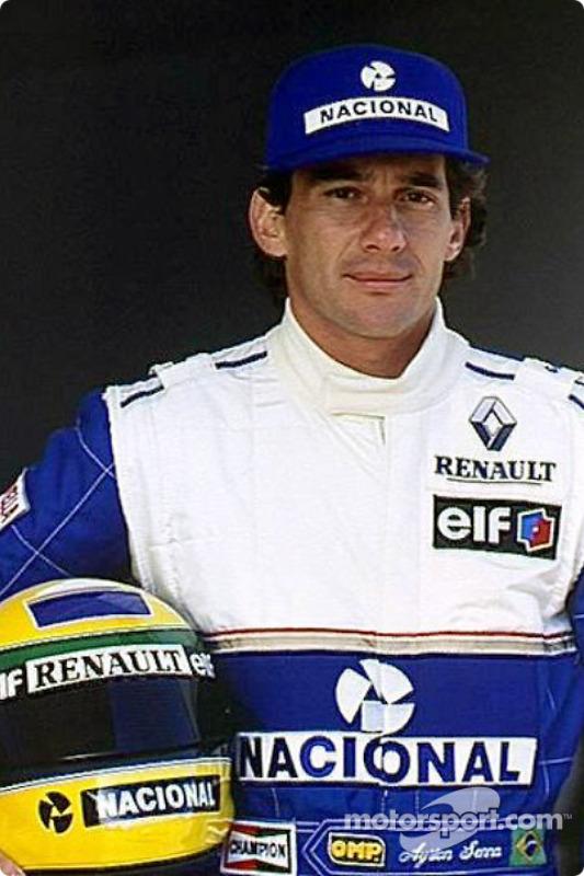 Ayrton Senna
