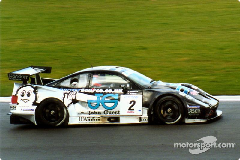 British GT series