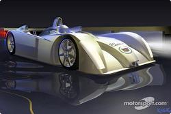 Cadillac Northstar LMP 02 presentation