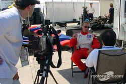 Interview time for Bill Auberlen