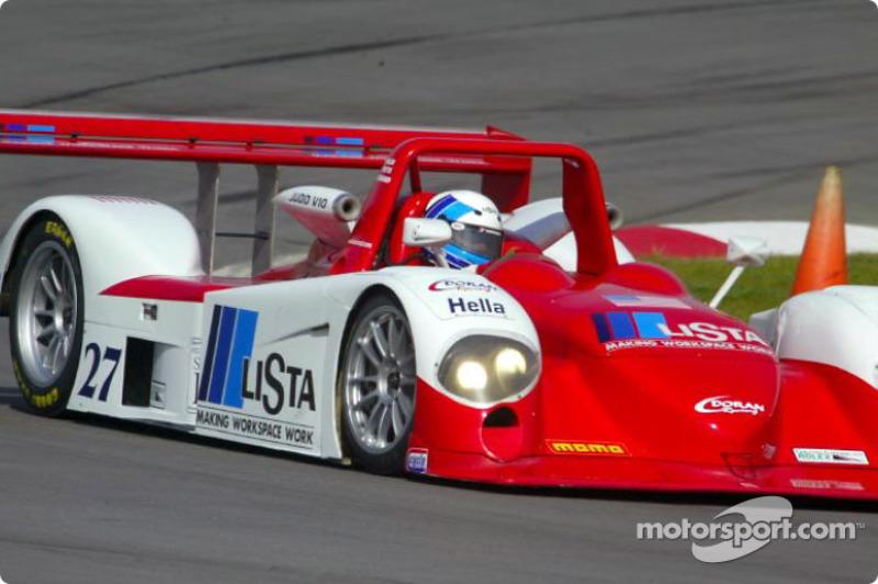 The #27 Doran Lista Judd Dallara